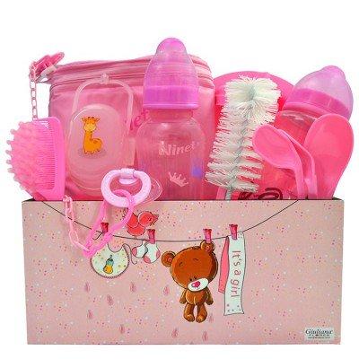 presenteie com cesta de maternidade