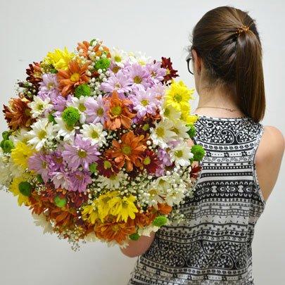 Surpresa das Flores no Campo