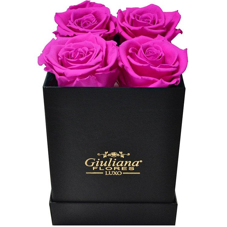 buque de flores para namorada