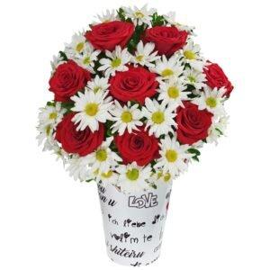 flores boho