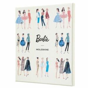 Kit Moleskine Barbie Caderno e Caneta
