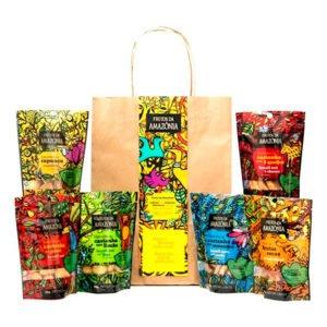 Kit Snacks da Floresta