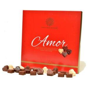 Caixa Amor Chocolateria Brasileira