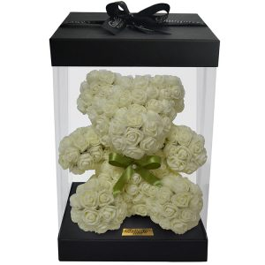 Teddy Flowers Branco