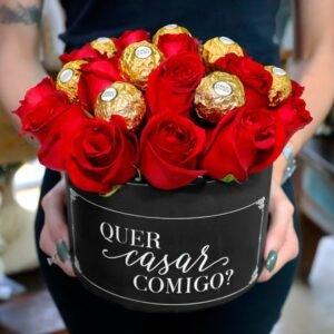 Box Quer Casar Comigo...