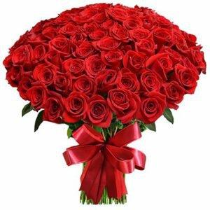 100 Rosas Importadas