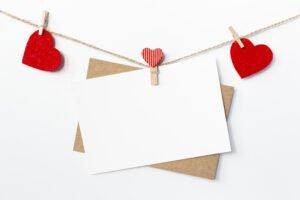 1 bilhão de cartões são enviados aos apaixonados no Valentine's Day!