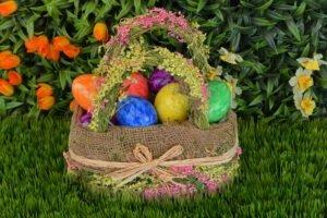 Seja criativo nos presentes de Páscoa!