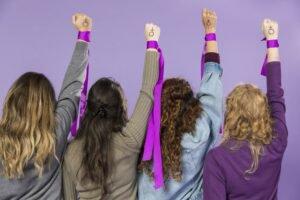 Dia 08 de março é o Dia Internacional da Mulher