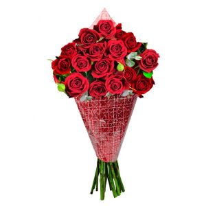 Buquê de Flores Florence Vermelha
