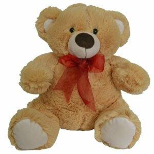 Urso Dudu Caramelo